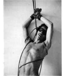 Mapplethorpe bondage
